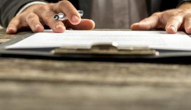 Averbação de divórcio ou separação